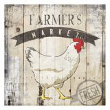 Farmers Market Prints by  OnRei