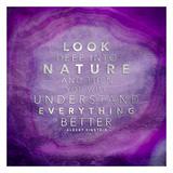 Look Nature Kunstdrucke von Jace Grey