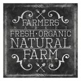 Farmers Market Chalkboard Posters by Jace Grey