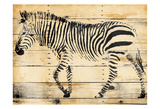 Zebra Wood Prints by OnRei OnRei