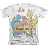 Sesame Street- Block Party T-Shirt