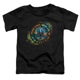 Toddler: Battle Star Galactica- Nova Insignia T-shirts