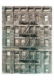 City Escapes 4 Prints by Sandro De Carvalho
