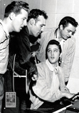 Million Dollar Quartet - Metal Tabela
