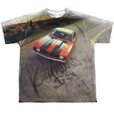 Youth: Chevy- Camaro SS Shirt
