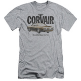 Chevy- Corvair '65 Beauty (Slim Fit) Shirt
