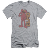 Sesame Street- Vintage Elmo (Slim Fit) T-shirts