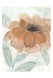 Neutral Peony II Prints by Beverly Dyer