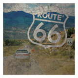 Route 66 Prints by Lauren Gibbons