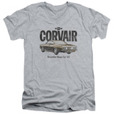Chevy- Corvair '65 Beauty V-Neck V-Necks