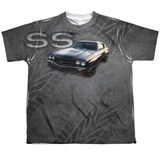 Youth: Chevy- Muscle Chevelle SS Shirts