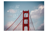 SF Lost Posters by Tracey Telik
