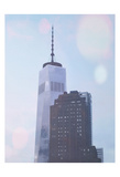 One World Trade NY Art by Sheldon Lewis
