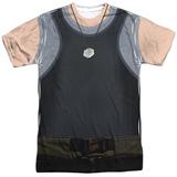 Battle Star Galactica- Tank Top Costume Tee Shirts