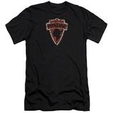 Pontiac- Vintage Arrowhead Emblem (Slim Fit) T-shirts