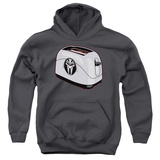 Youth Hoodie: Battle Star Galactica- Cylon Toaster Pullover Hoodie