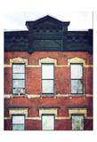 West Side Building Print by Ashley Davis