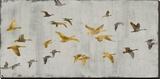 In Flight Reproduction sur toile tendue par Nick Spencer