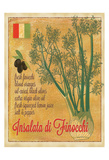 Insalata di Finocchi Art by Patti Sechi