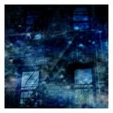 Nostrand Avenue Blues Art by Sheldon Lewis