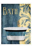 Tub Bath Stampe di Jace Grey