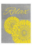 Spa Relax Posters by Tina Carlson