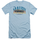 Chevy- Malibu Here & Now Car (Slim Fit) T-Shirt