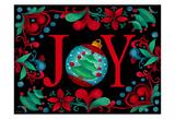 Joy Prints by Laurie Korsgaden