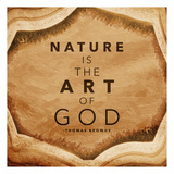 Nature Art Posters by Jace Grey