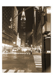 Streets Of NY Prints by Sheldon Lewis