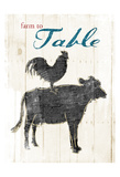 Farm To Table Posters by  OnRei