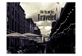 NYC Travel Prints by Tracey Telik