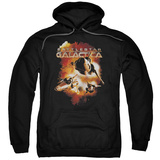 Hoodie: Battle Star Galactica- Viper Formation Pullover Hoodie