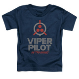 Toddler: Battle Star Galactica- Viper Pilot In Training Shirts