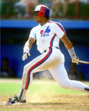 Andres Galarraga 1989 Action Photo