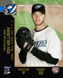Roy Halladay 2008 Studio Photo