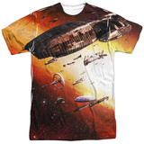 Battle Star Galactica- Ragtag Fleet Shirts