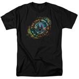 Battle Star Galactica- Nova Insignia T-Shirt