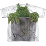 Youth: Sesame Street- Oscar Costume Tee T-shirts