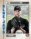 Roy Halladay - 2006 Studio Plus Photo