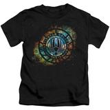Juvenile: Battle Star Galactica- Nova Insignia T-shirts