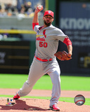 Adam Wainwright 2016 Action Photo