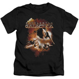 Juvenile: Battle Star Galactica- Viper Formation T-shirts