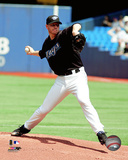Roy Halladay 2008 Pitching Action Photo