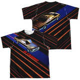 Youth: Chevy- Laser Camino (Front/Back) T-shirts