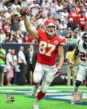 Travis Kelce 2015 Action Photo