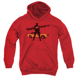 Youth Hoodie: Chevy- Tough To Tame Pullover Hoodie