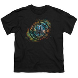 Youth: Battle Star Galactica- Nova Insignia T-Shirt