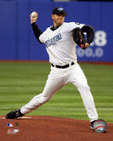 Roy Halladay - 2006 Pitching Action Photo