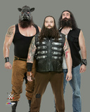 The Wyatt Family 2015 Posed Photo
